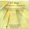 11th Step... A Meditation, Affirmations (compact disc)